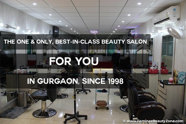 Beauty Parlour Bridal Makeup Hair Salon In Gurgaon Feminaz