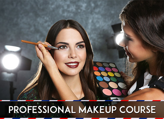 Professional Makeup Course in Delhi NCR
