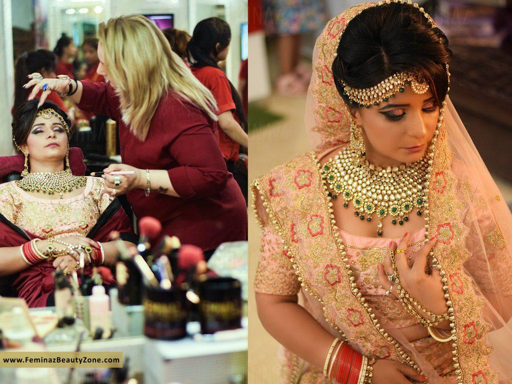 best bridal make up