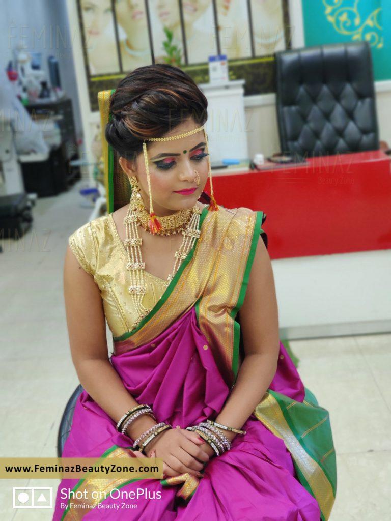 maharatha bridal makeup artists