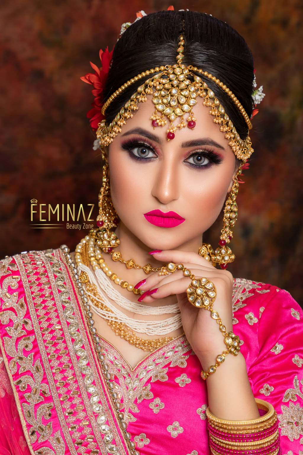 Bridal Makeup Artist In Delhi Top