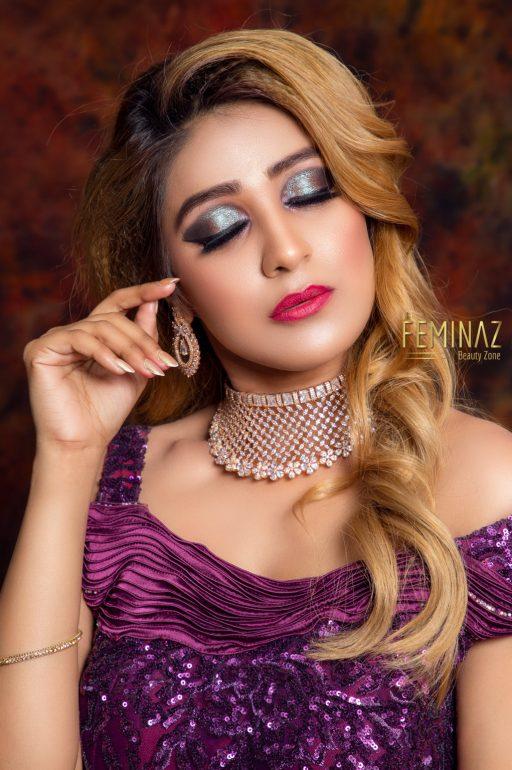 top makeup artist in delhi